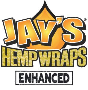Jay's® Enhanced Hemp Wraps