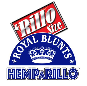 Royal Blunts® HEMPaRILLO cones