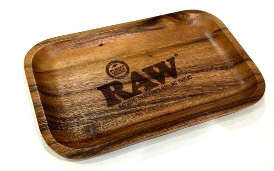 RAW® Wooden tray