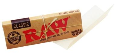 RAW® Classic - Single Wide