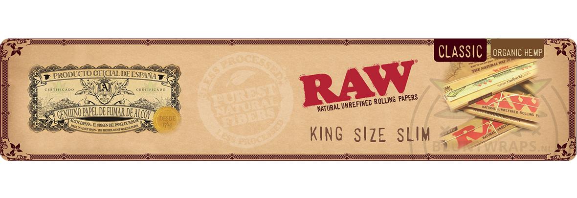 RAW® King Size Slim