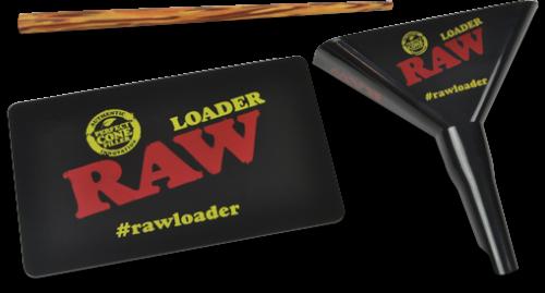 RAW® Cone Loader / Vuller - LEAN & 1¼