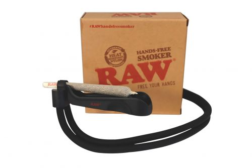 RAW® Hands-Free Smoker