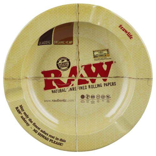 RAW® Metalen Asbak - Magneet 14cm