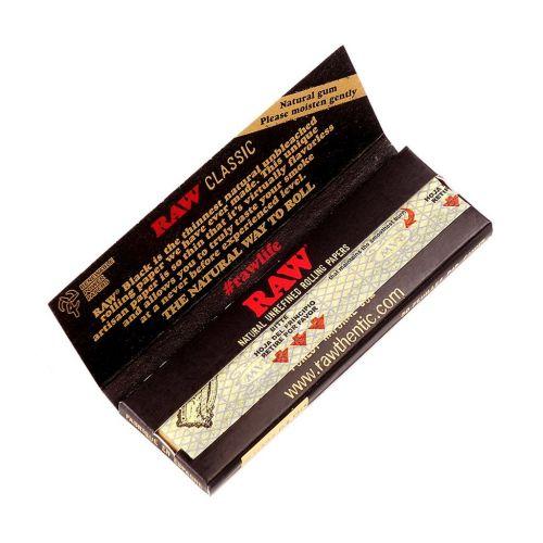 RAW® Classic Black - Single Wide