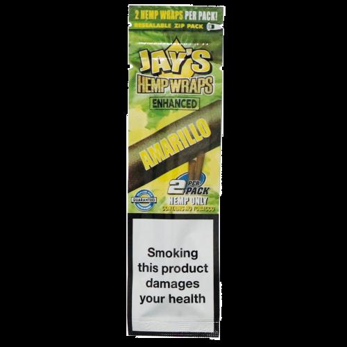 Jay's® Hemp Wraps Enhanced - Amarillo