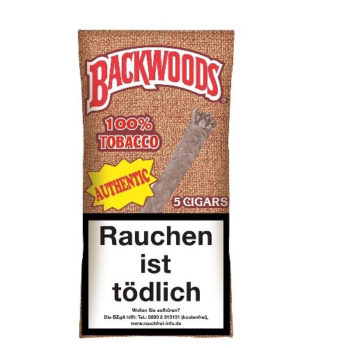 Backwoods® Authentic