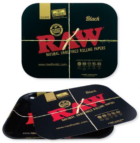 RAW® Classic Black - Tray cover - Small - 27.5 x 17.5 cm