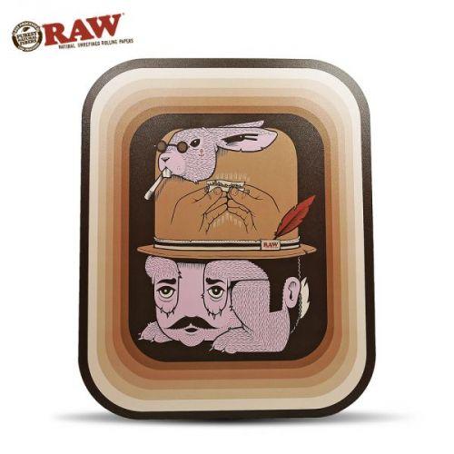 RAW® LIMITED Jeremy Fish - Artist Tray cover - Medium - 34 x 27.5 cm
