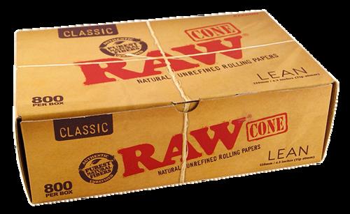 RAW® Classic - Lean Cone - 800 pack