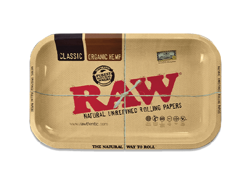 RAW® Classic - Rolling Tray - Small - 27.5 x 17.5 cm