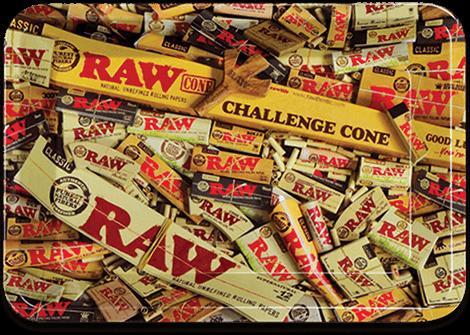 RAW® Rolling Tray - Mix - Mini - 18 x 12.5 cm
