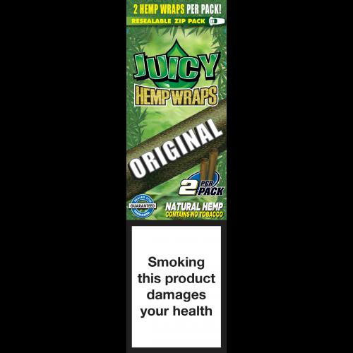 Juicy® Hemp Wraps - Original