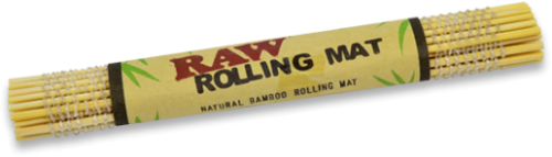 RAW® Bamboe rolling mat