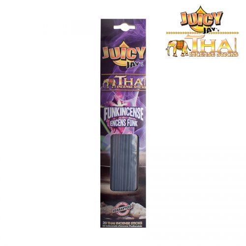 Juicy Jay's® - Thai Incense Sticks - Funk Incense (Lely Bloem)
