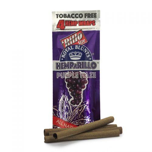 Royal Blunts® HEMPaRILLO - Purple Haze