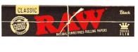 RAW® Classic Black - King Size Slim