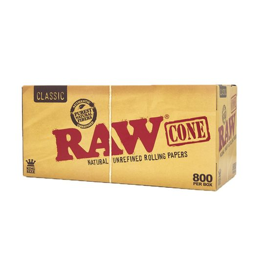 RAW® Classic - King Size Cone - 800 pack