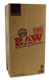 RAW® Classic - King Size Cone - 1400 pack