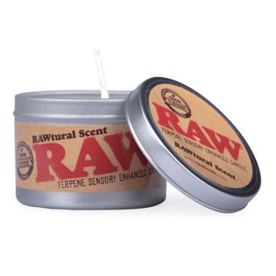 RAW® Candle - Terpenen kaars