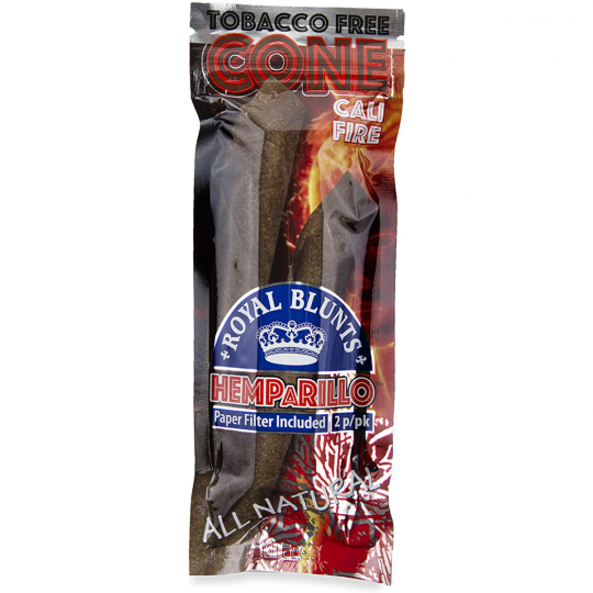 Royal Blunts® HEMPaRILLO cone - Cali-Fire