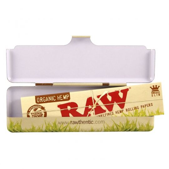 RAW® Vloei Case - Organic Hemp - King Size