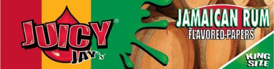 Juicy Jay's® Jamaican Rum - King Size Slim