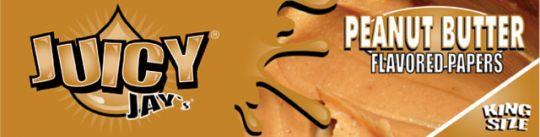 Juicy Jay's® Peanut Butter - King Size Slim