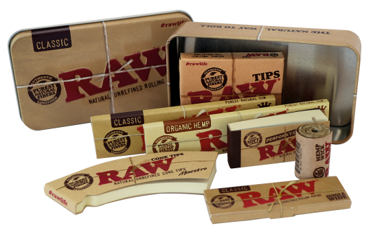 RAW® Starter box