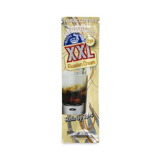Royal Blunts® Herbal Wraps XXL - Russian Cream