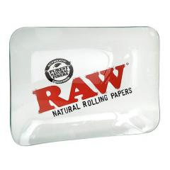 RAW® Rolling Tray - Glass - Mini - 10 x 15 cm