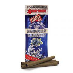 Royal Blunts® HEMPaRILLO - Blueberry
