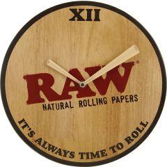RAW® Wandklok