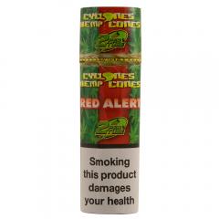 Cyclones® Hemp Cones - Red Alert