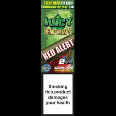 Juicy® Hemp Wraps - Red Alert