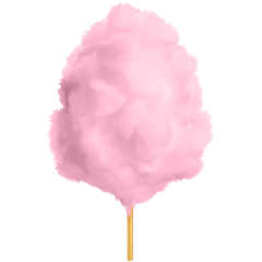 Juicy Jay's® Cotton Candy (Suikerspin) - King Size Slim